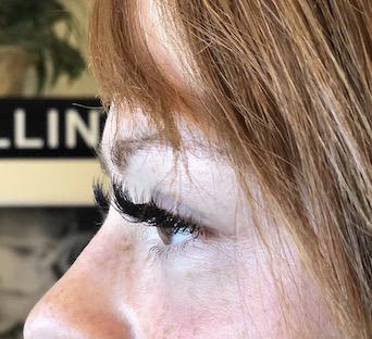 Volume Premium Eyelash Extensions (135 min)